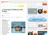 10 Principles Of Effective Web Design | Smashing UX Design