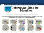 Interactive Learning Sites for Education