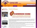 Common Core Standards - Cranium CoRE