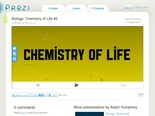 Ch. 2 Chemistry of Life by Adam Humphrey on Prezi
