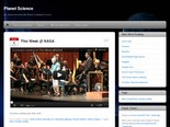 Planet Science Class Website