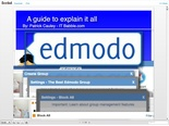 Edmodo: A guide to explain it all