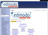 EdmodoTeacherHub - home
