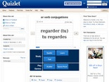 er verb conjugations flashcards | Quizlet