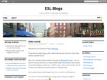 ESL Blogs