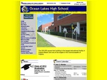 Ocean Lakes High School website