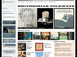 Smithsonian Folkways - The nonprofit record label of the Smithsonian Institution