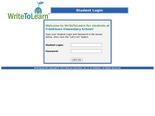 WriteToLearn - Student Login - Franktown Elementary School