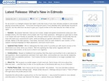 Latest Release: What's new in Edmodo