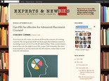 Experts & NewBIEs | Can PBL be effective for Advanced Placement Courses?