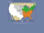 The Spread of Slavery in the United States