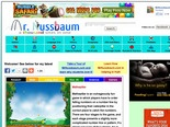 MrNussbaum.com - A Thousand Sites in One;  Educational Games in math, reading, science, social studies and more