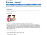 Discover Spanish Streaming Podcasts