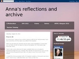 Anna's reflections and archive: Prezi in 3D