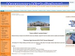 Home - 	Harmony High School