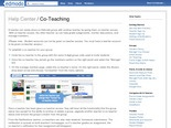 Edmodo - Co-Teaching | Help Center