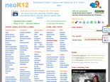 Educational Videos and Games for Kids about Science, Math, Social Studies and English