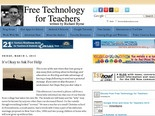 Free Technology for Teachers: It's Okay to Ask For Help