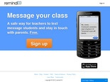 remind101 | Text Messaging For Teachers