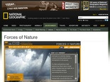 Forces of Nature -- Create Tornadoes, Hurricanes, Earthquakes and Volcanoes