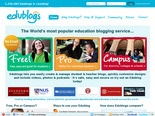 Edublogs – education blogs for teachers, students and institutions