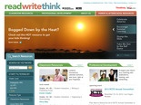 Homepage - ReadWriteThink