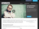 Animoto makes it easy to share your videos via email, on a blog/website, exported to YouTube, or downloaded to a computer for use in presentations.