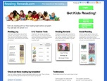 Online Reading Log - Reading-Rewards.com