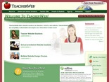 TeacherWeb - Websites for Teachers, Schools, and Districts