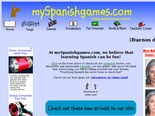 mySpanishgames.com