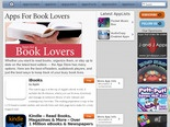 Apps For Book Lovers: iPad/iPhone Apps AppList