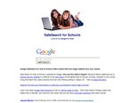 Google SafeSearch for Schools powered by the Google.