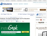 instaGrok: The Search Engine Made Just For Education | Edudemic