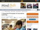 7 Essential Principles of Innovative Learning | MindShift