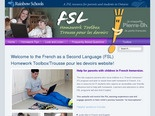 French as a Second Language (FSL) Homework Toolbox