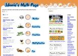 Johnnie's Math Page - Fun math for kids and their teachers