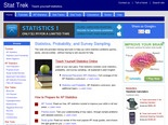 Statistics, Probability, and Survey Sampling