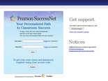 Pearson Textbook Site