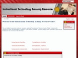 CCPS Instructional Technology Website