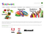 Teachware authorized reseller to Schools, Nonprofits, Teachers and Students
