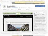 MentorMob Chrome Extension