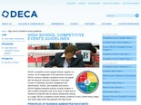 DECA High School Division