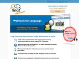 Lingt Classroom | Speak more. Give your students online voice based assignments.