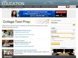 College Test Prep  SAT and ACT (usnews.com)