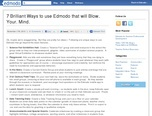 7 Brilliant Ways to use Edmodo that will Blow. Your. Mind. | Edmodo – Safe Social Networking for Schools
