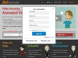Make a Video. Amazing Animated Video Maker - GoAnimate.