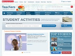 Interactive Learning and Reading Activities for Students in Grades PreK-12 | Scholastic.com