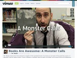 Books Are Awesome: A Monster Calls on Vimeo