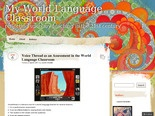 Voice Thread as an Assessment in the World Language Classroom