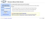 Monroe Public Schools - Gmail Account